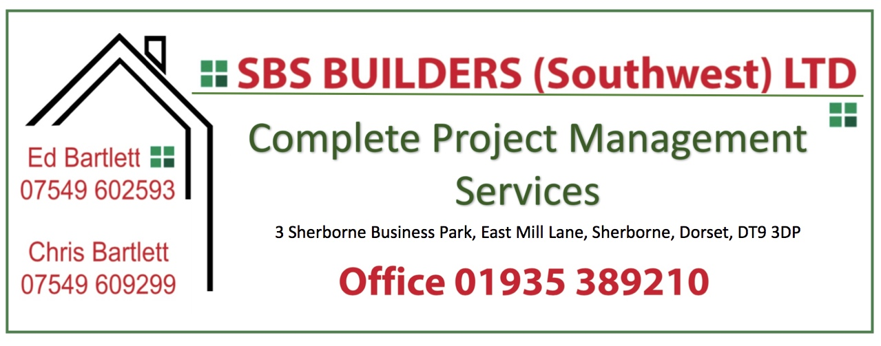 Contact Us Sbs Builders Sw Limited